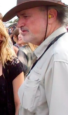 Terrence Malick, winner of the Golden Bear at the festival