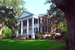 The Historic Call-Collins House, the Grove, is an antebellum plantation house built in the 1840s in Tallahassee, Florida.