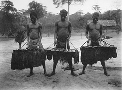 Cameroon, ~1914
