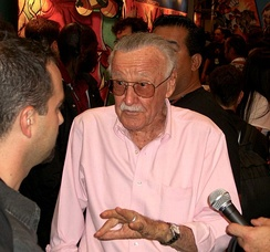 Stan Lee was well known for his cameo appearances throughout most of the Marvel films.[15]