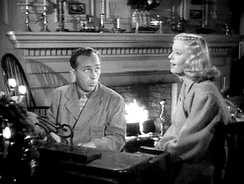 Crosby and Marjorie Reynolds in Holiday Inn (1942)