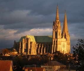 Chartres Cathedral, 1220