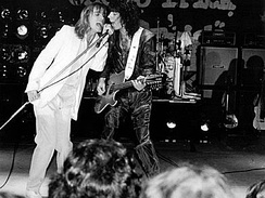 Cheap Trick playing in 1978
