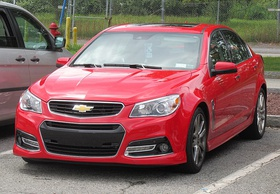 Chevrolet SS (front) (cropped).jpg