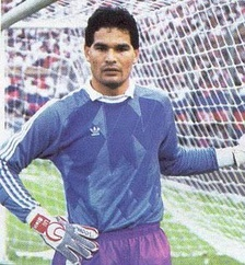 Chilavert was a key figure during the qualifiers as Paraguay qualified for Korea-Japan 2002.