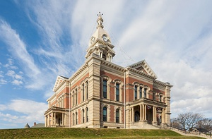 Wabash County Courthouse