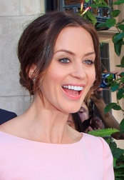 Emily Blunt, Best Supporting Actress in a Series, Miniseries, or Television Film winner