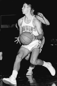 Two-time national champion Gail Goodrich (1964)