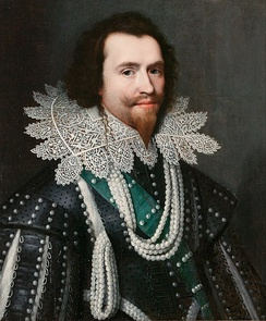 Michiel Jansz. van Mierevelt's pearl-studded portrait of the Duke, 1625