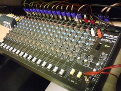 Sound Mixer Full