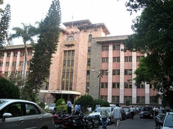 Pune Municipal Corporation Building