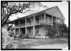 The Seward Plantation is a historic Southern plantation-turned-ranch in Independence, Texas, United States.
