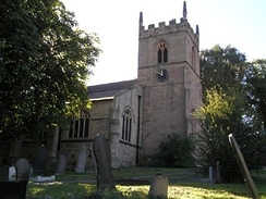 Church of St. Giles, Killamarsh
