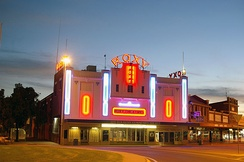 Roxy Community Theatre, Leeton, NSW