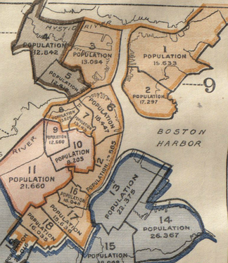 Massachusetts's 9th congressional district, 1891