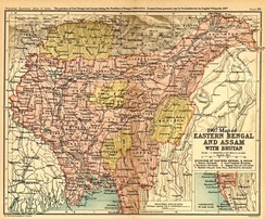Eastern Bengal and Assam