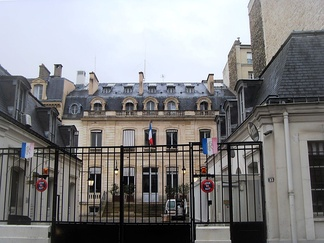 Seat of the regional council of Île-de-France in Paris (2008)