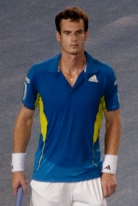 Andy Murray endorsed Adidas from the start of the 2010 season until the end of the 2014 season receiving US$4.9 million per year.