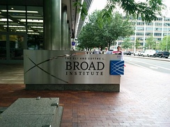 Broad Institute, 415 Main St.