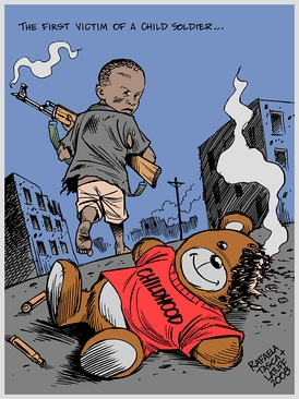 2008 poster by Rafaela Tasca and Carlos Latuff