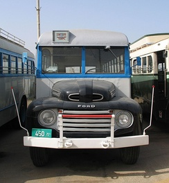 1948–1951 B series located in Israel