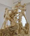The Farnese Bull, now at Naples