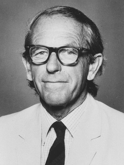 Frederick Sanger, a pioneer of sequencing. Sanger is one of the few scientists who was awarded two Nobel prizes, one for the sequencing of proteins, and the other for the sequencing of DNA.