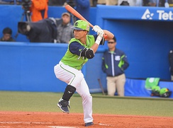 Nori Aoki is the NPB career batting average leader.