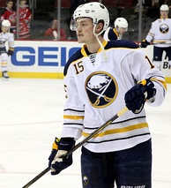 The Sabres selected Jack Eichel with the second overall pick in the 2015 NHL Entry Draft.