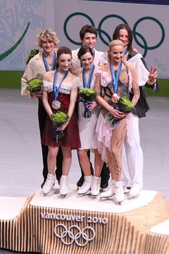 First Olympic Champions title (2010)