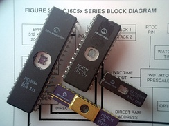 Various older (EPROM) PIC microcontrollers