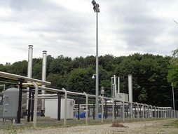 Vučkovec Gas Field facility, Croatia
