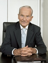 Portrait of Reinhard Mohn (2008)