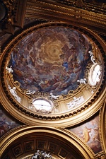 Dome of Royal Chapel, Palacio Real, Madrid (1738–1755)