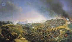 Russian siege of Varna in Ottoman-ruled Bulgaria, July–September 1828