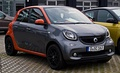 Second generation Smart Forfour
