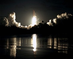 Launch of STS-61-C