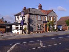 The New Inn public house, Roughton