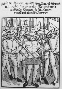 Twelve Articles of the Peasants pamphlet of 1525