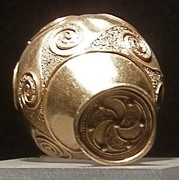 Iron Age golthsmithing: triskelion and spirals