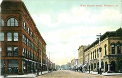 West Fourth Street, 1910