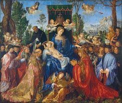 Feast of the Rosary (1506)