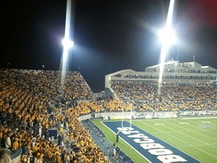 Montana State Bobcats football at Bobcat Stadium (Montana State University), Bozeman