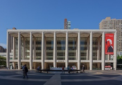 David Geffen Hall, where the Film Society holds its annual Gala Tribute.