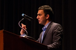 Ex-Muslim Faisal Saeed al Mutar, founder of Global Secular Humanist Movement (2010), fled Iraq in 2013.