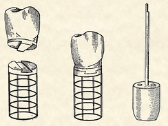 Greenfield's basket: one of the earliest examples of a successful endosseous implant was Greenfield's 1913 implant system