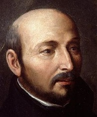 Saint Ignatius Loyola, founder of the Jesuits and a leader of the Counter-Reformation.