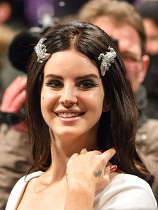 Del Rey at the Echo music awards in 2013.
