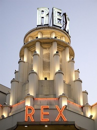 Le Grand Rex tower