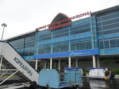 Zainuddin Abdul Madjid International Airport